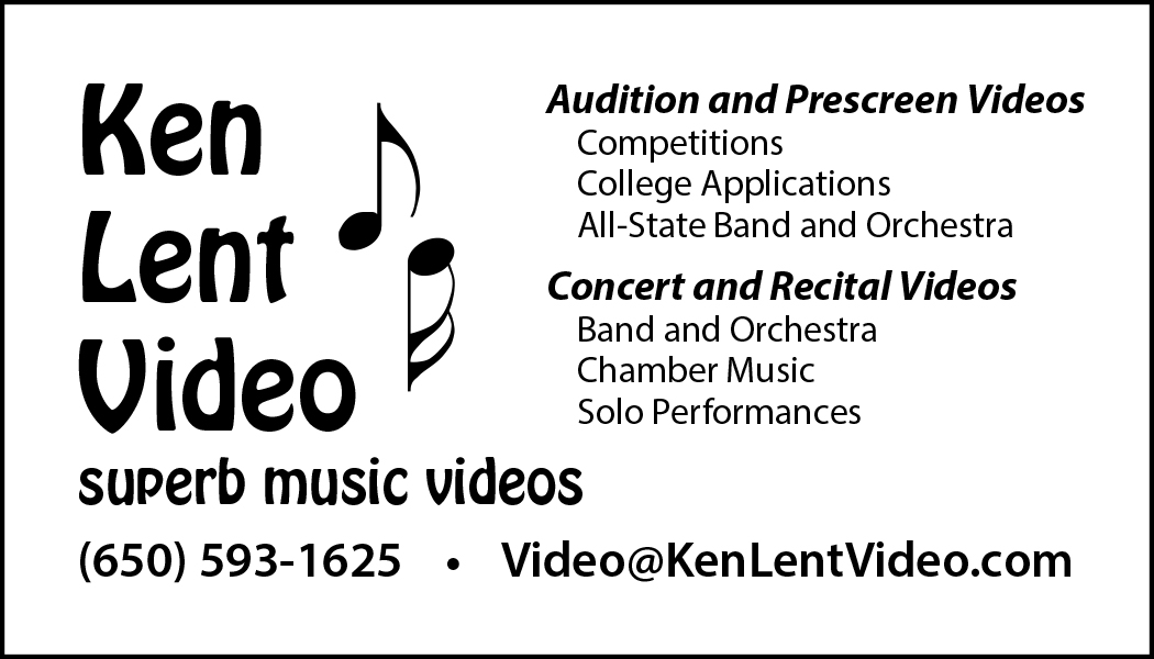 Video@KenLentVideo.com